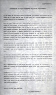 Hitler Last Will and Testament
