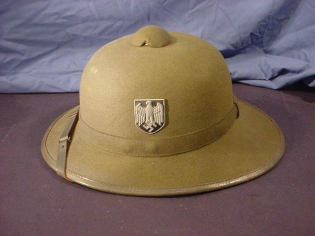Africa Corps Helmet