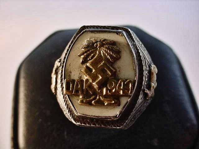 Africa Corps Ring