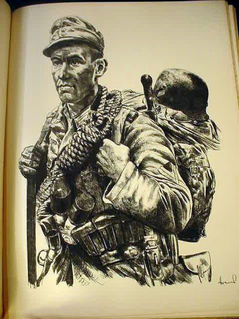 Book of German War Art