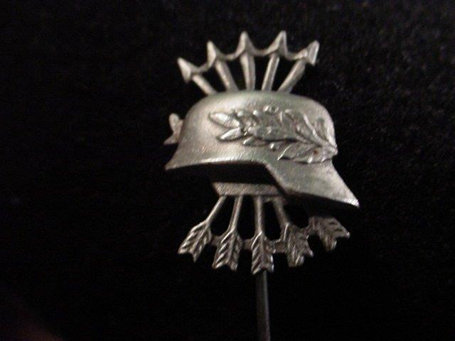 Spanish Blue Division Stickpin