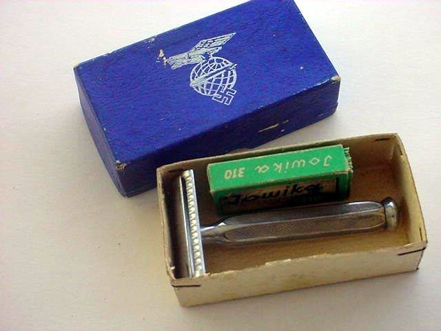 Zeppelin Travel Razor
