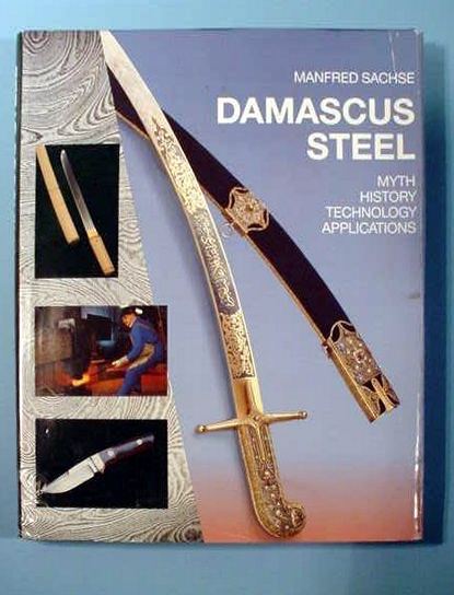 Book in English on Damascus Steel