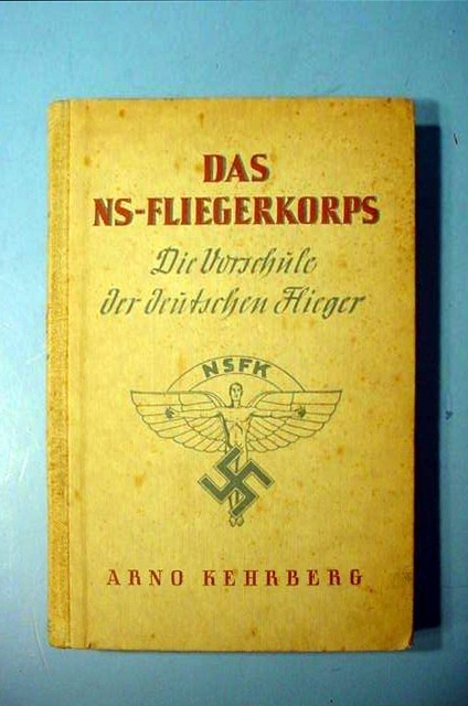 Fliegerkorps Book
