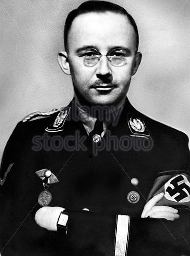 Book Signed by Himmler