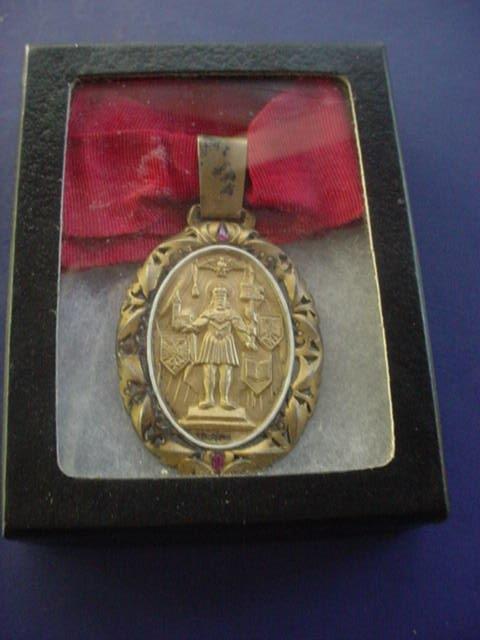 Charlemagne Medal