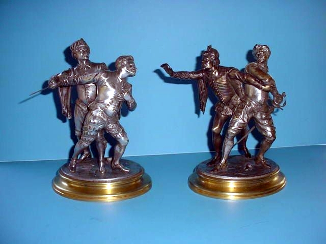 Bronze Dualists