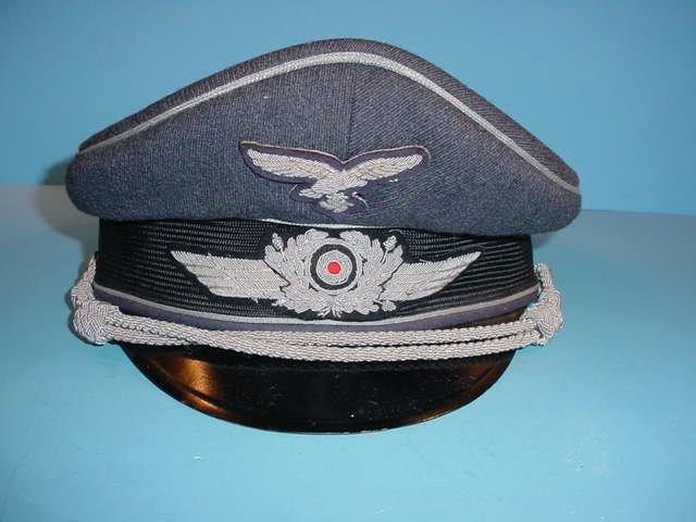 Flying Officer's Cap