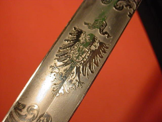Large Imperial Dress Sword
