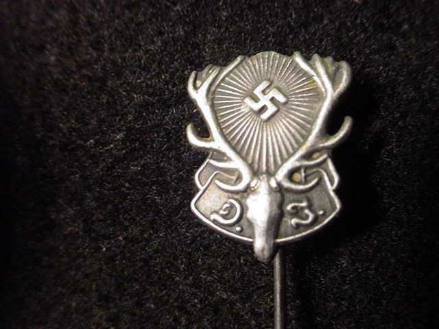 Hunting Association Stickpin