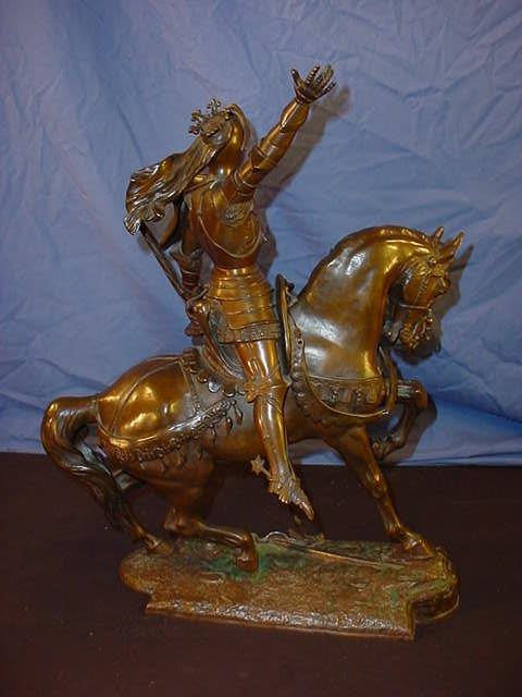 Jousting Sculpture