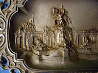 Kaiser Wilhelm Commemorative Tray