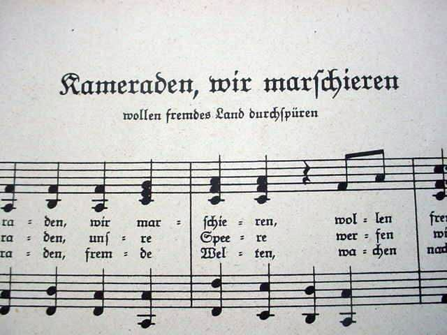 German Songbooks