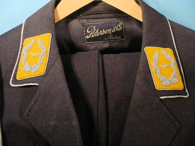 Luftwaffe Major's Uniform