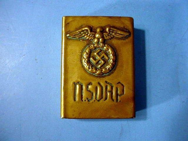 NSDAP Match Safe