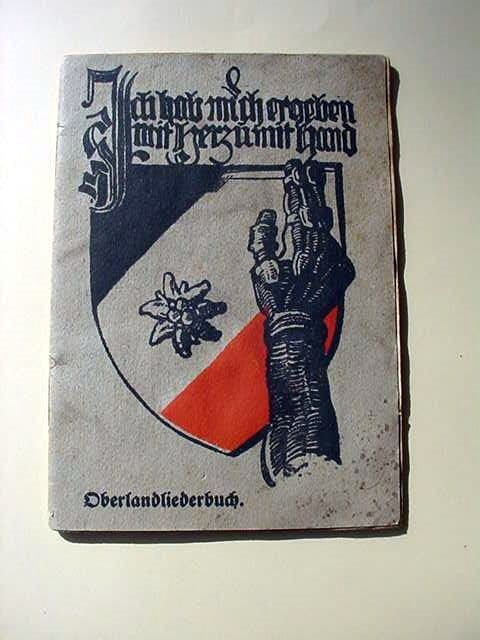 NS Freikorps Songbook