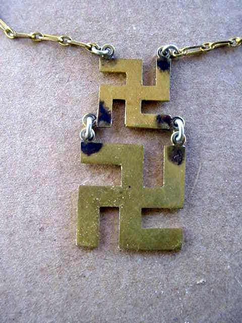 NAZI Necklace