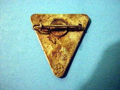 Women's Work Pin