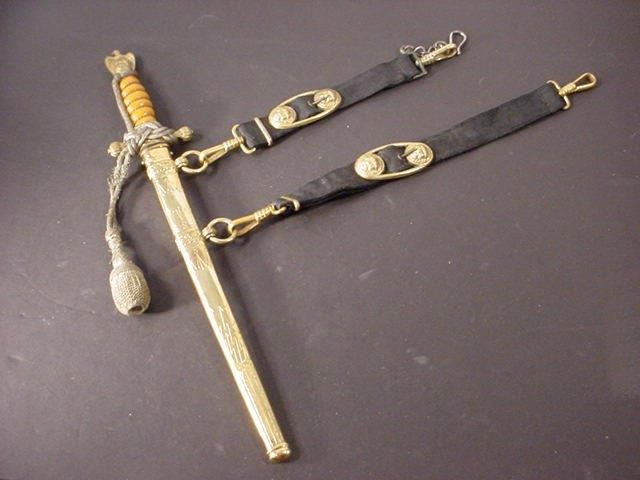 Navy Dagger