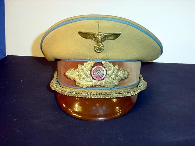 Political Leader's Cap