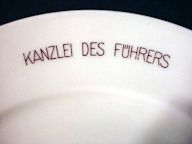 Reich's Chancellery Serving Plate