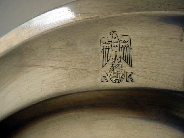 Chancellery Serving Tray