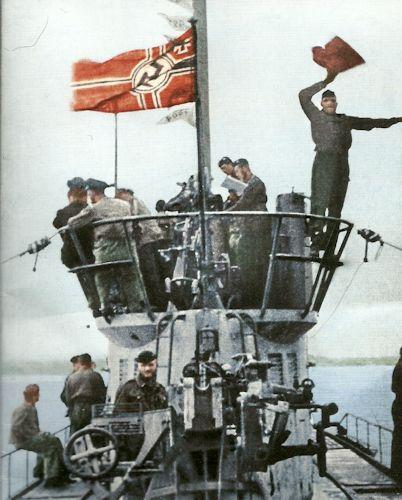 Navy War Flag