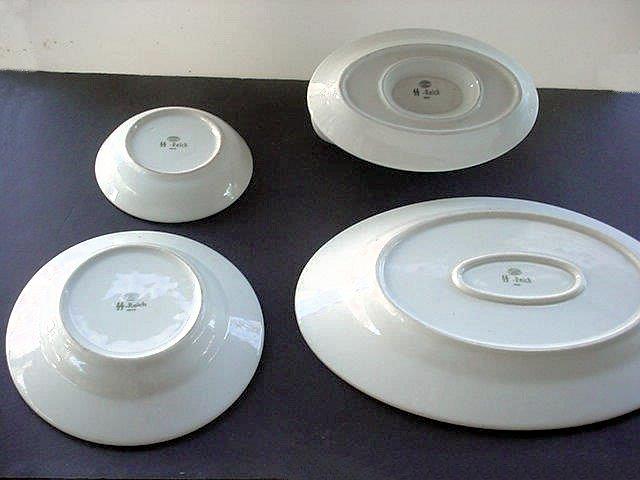 Mess Hall Porcelain & German Mess Hall Porcelain