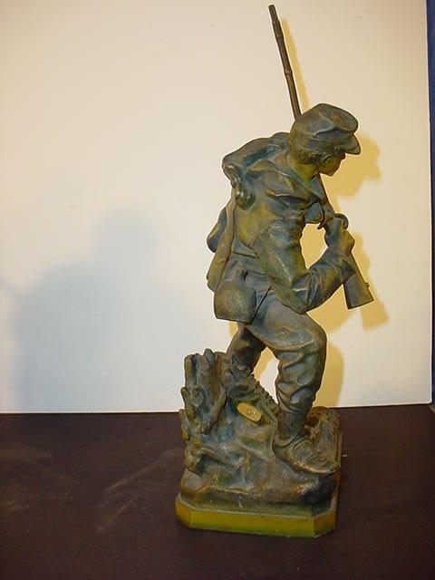 Soldier Sailor Statues