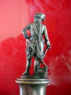 Bottle Stopper of Frederick the Great
