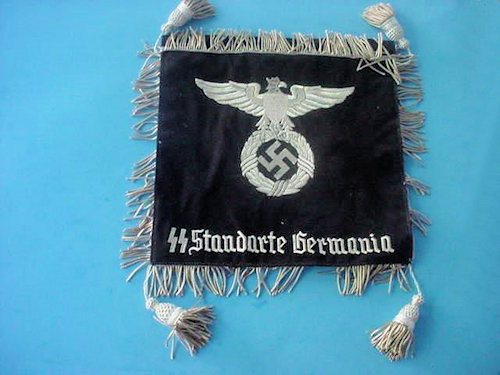 Schellenbaum Banner