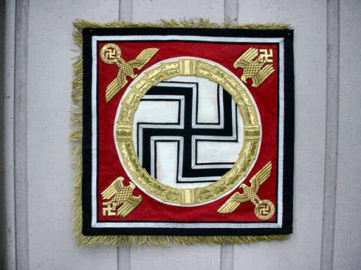 Adolf Hitlers personal standard