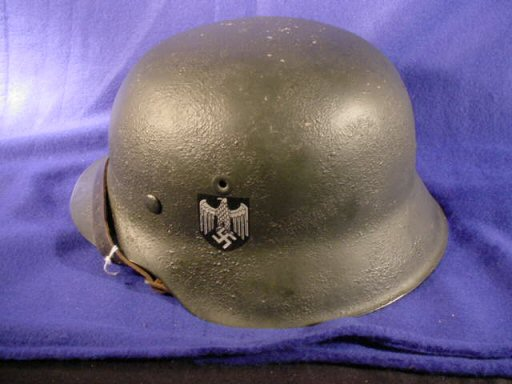 Third Reich Refurbished Helmets