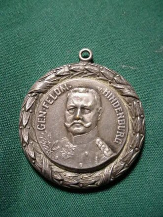 WW1 German Grafen Spee 1914 Coin medal Battle of the Faulklands medallion