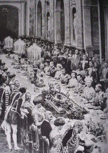 Kaiser Reich Dinner Ware