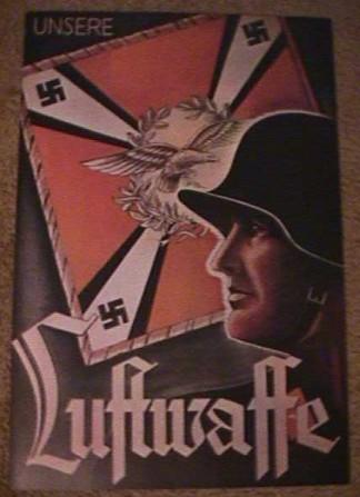 German Air Force Recruiting Poster