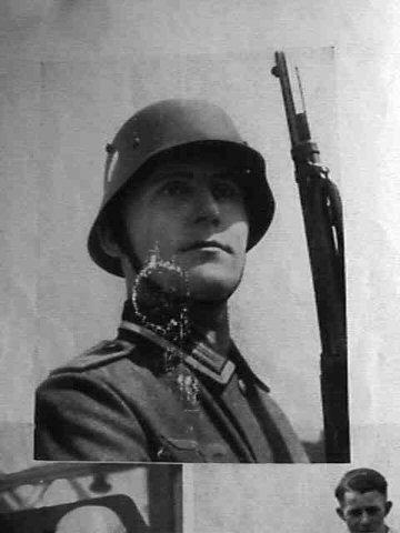 Schutzstaffel Waffen SS