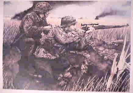 Waffen SS Snipers
