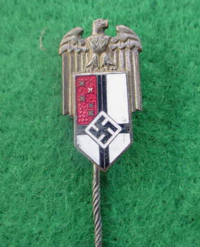 Membership Badge Stickpin