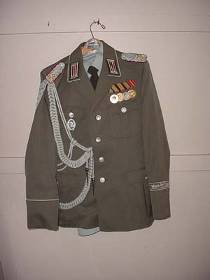 Stasi Uniform