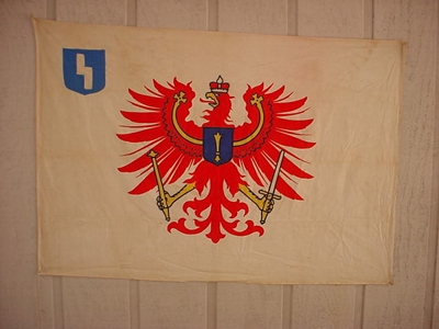 Sudenten German Youth Banner
