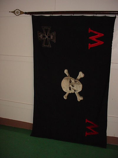 Freikorps Werwolf Flag