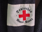 German Red Cross Uniform