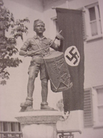 Hitler Youth Statue