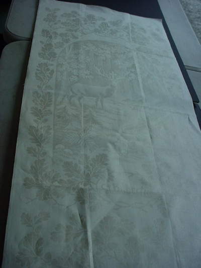 Berghof Tablecloth