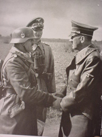 With Hilter in Poland