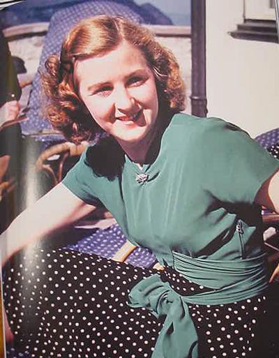 Eva Braun Handbag
