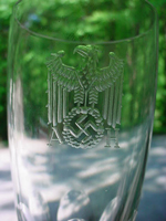 Adolf Hitler's Champagne Glass