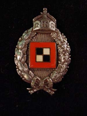Mini Imperial Observer's Badge