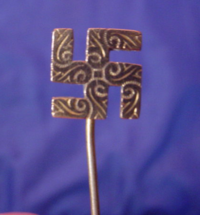 Early Swastika Stickpin